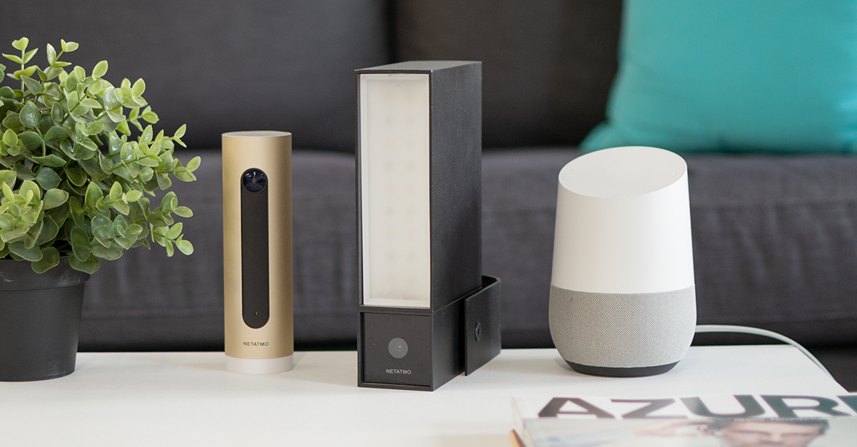 Netatmo's Presence and Welcome security cameras are now compatible