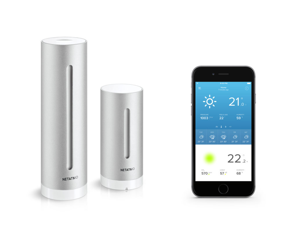 Weather Station Netatmo
